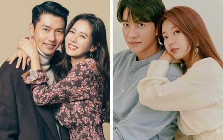 Pasangan Drama Korea Yang Paling Serasi