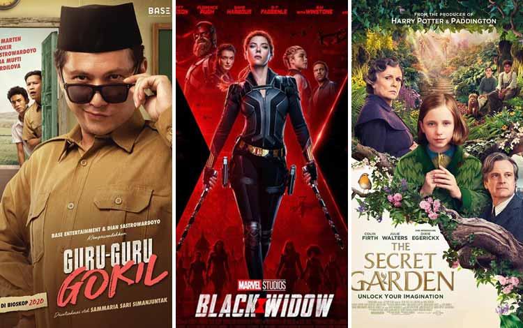12 Film Bioskop Yang Tayang Bulan April 2020