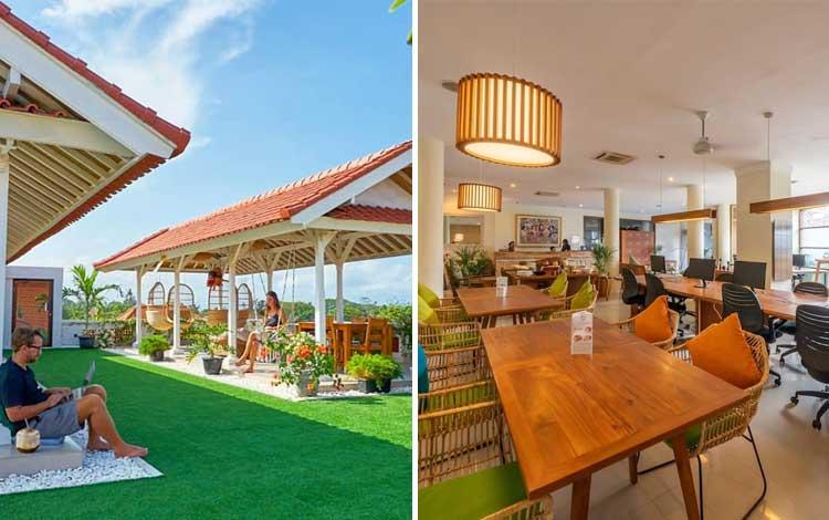 Rekomendasi Coworking Space di Bali Yang Nyaman Buat Kerja