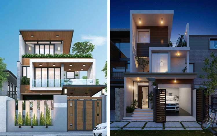 Deretan Desain Rumah Minimalis Modern Terbaru 2020
