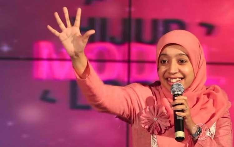Komika Wanita Indonesia Terlucu