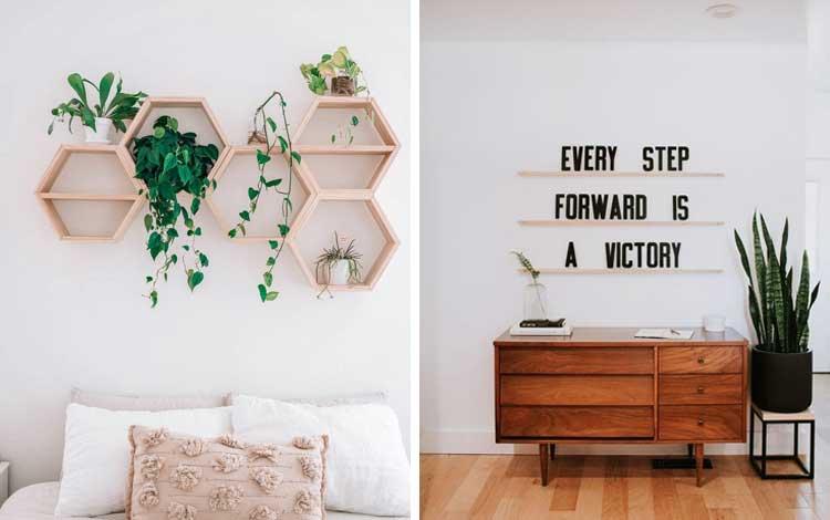 Inspirasi Hiasan Dinding Rumah Yang Simple Dan Keren
