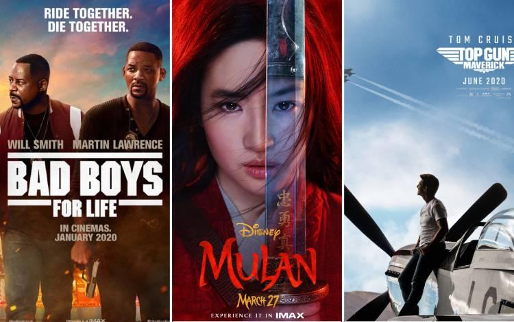 15 Film Action Terbaik 2020 Dengan Aksi Heroik Yang Mendebarkan