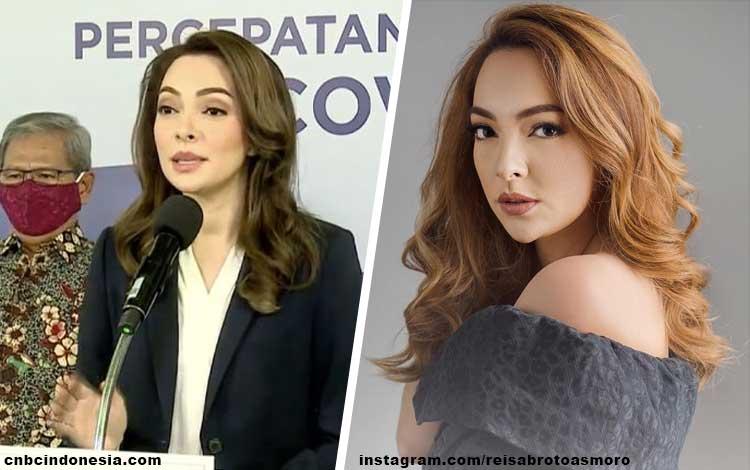 Fakta Reisa Broto Asmoro, Dokter Cantik Indonesia