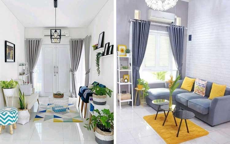 Inspirasi Desain Interior Ruang Tamu Minimalis
