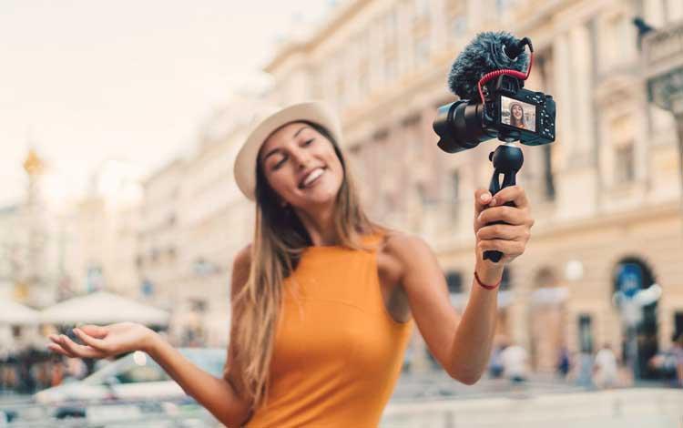 15 Kamera Vlog Terbaik Dan Murah 2020