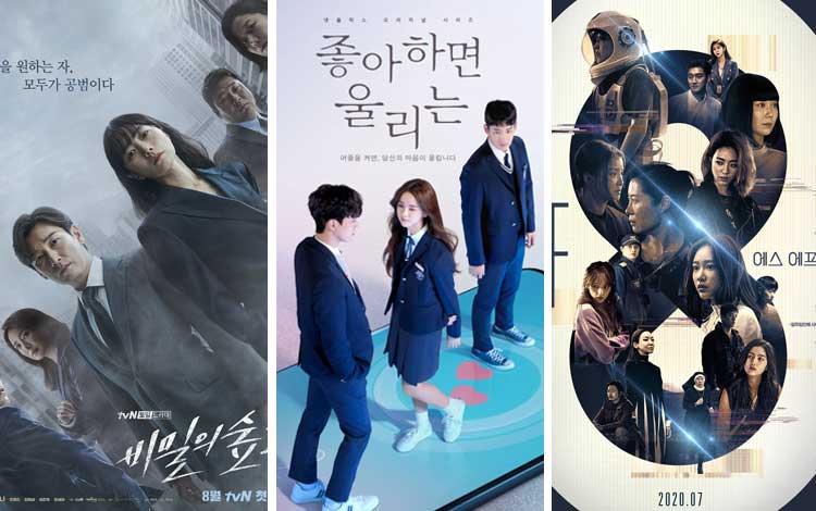 8 Drama Korea Yang Tayang Bulan Agustus 2020