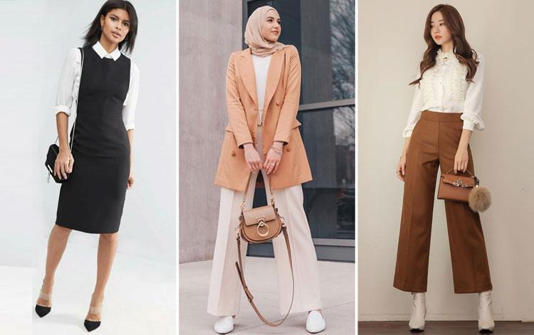 Inspirasi Gaya Pakaian Untuk Interview Kerja Bagi Wanita