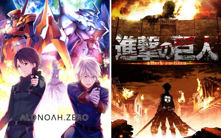 15 Anime Perang Terbaik Yang Penuh Strategi dan Taktik Perang