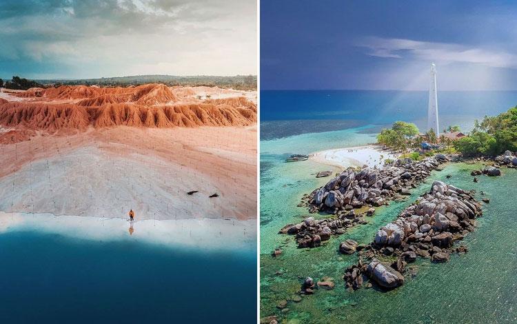 15 Tempat Wisata Di Bangka Belitung Yang Wajib Kamu Kunjungi