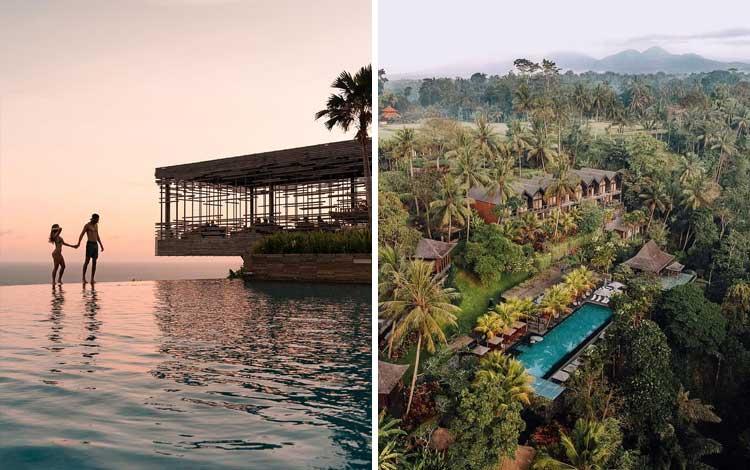15 Villa Romantis Untuk Bulan Madu di Bali, Pas Buat Pengantin Baru!