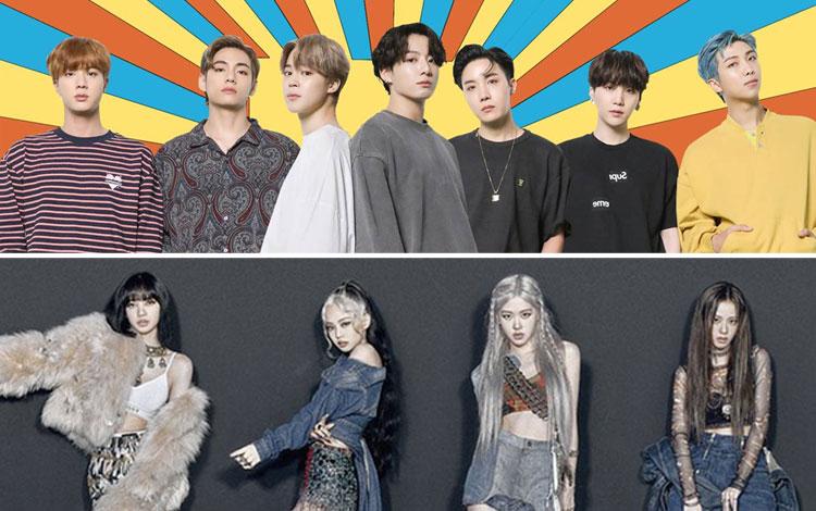BTS dan Blackpink Menang, Inilah Daftar Lengkap Pemenang MTV Video Music Awards 2020