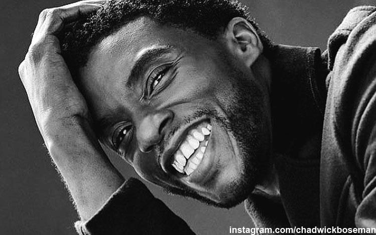 Berita Duka, Chadwick Boseman Pemeran Black Panther Meninggal Dunia