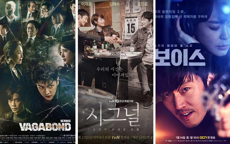 Drama Korea Bertema Detektif Dengan Rating Tertinggi