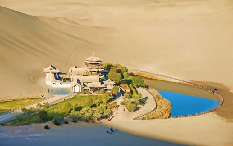 Keren! Inilah 15 Oasis Terindah di Dunia