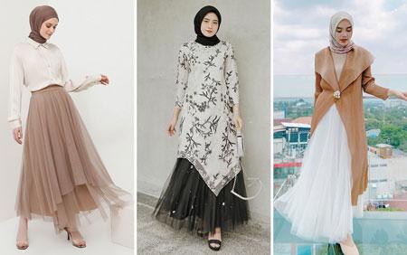 OOTD Hijab Rok Tutu Agar Kamu Tampil Stylish