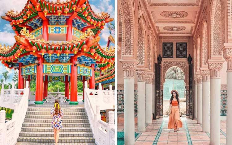 15 Tempat Wisata Malaysia Terpopuler Dan Instagrammable