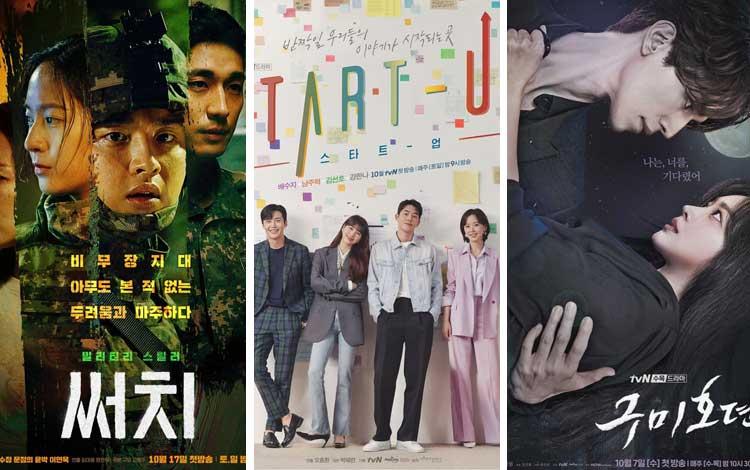 Daftar Drama Korea Yang Tayang Bulan Oktober 2020
