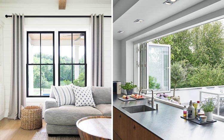 Inspirasi Desain Jendela Rumah Minimalis Modern