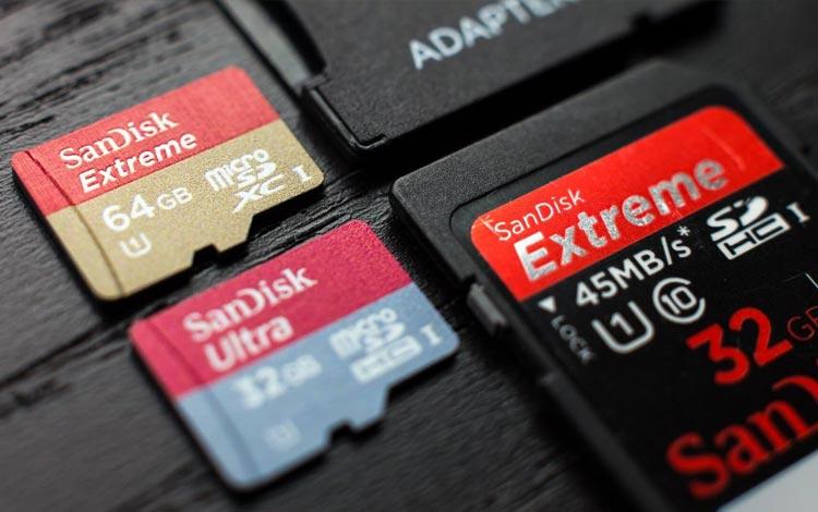 Merk Memory Card Terbaik