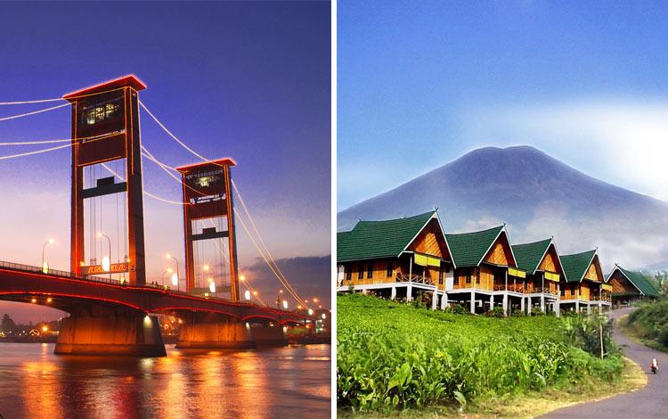 Tempat wisata palembang terbaru 2020