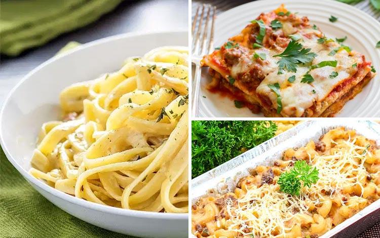 Resep Pasta Yummy