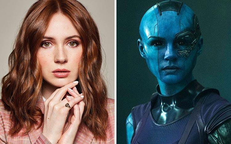 Perubahan artis Hollywood sebelum dan sesudah make up untuk peran