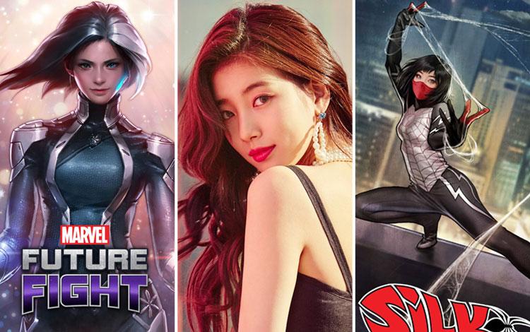 Suzy ditunjuk sebagai kandidat superhero Marvel