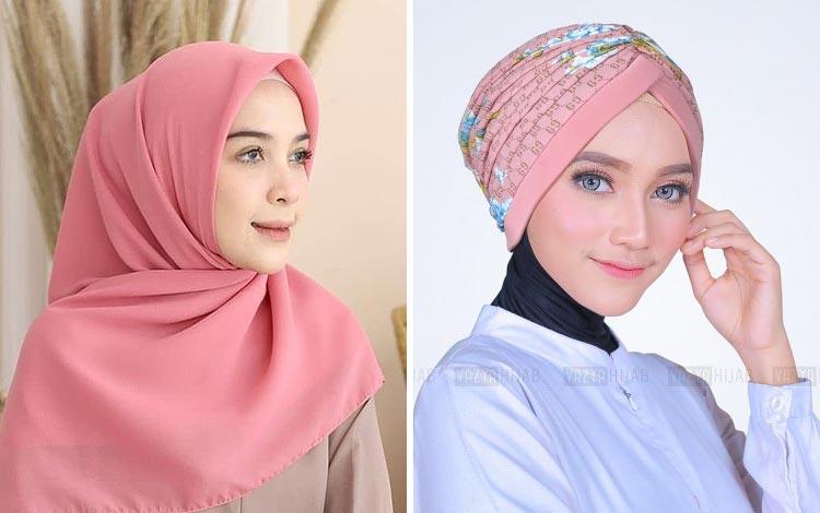 Tipe dan jenis jilbab