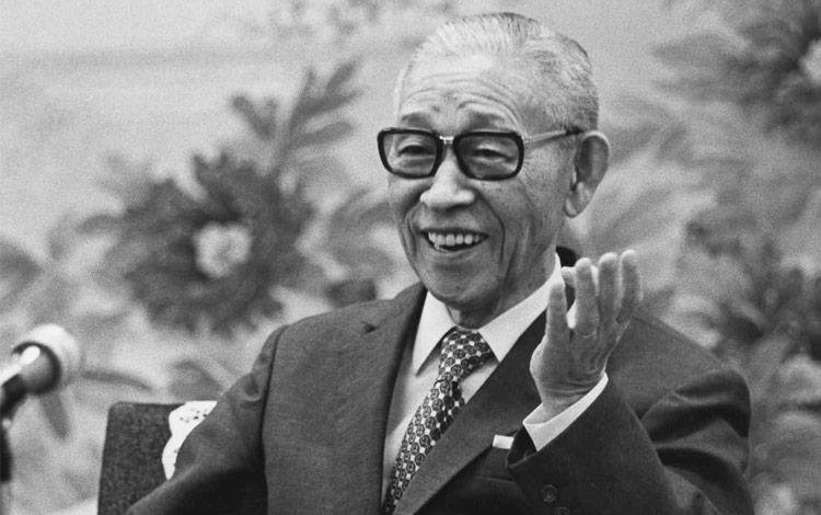 Kisah hidup Konosuke Matsushita