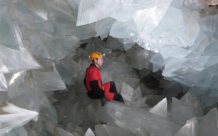 Naica Mine Mexico