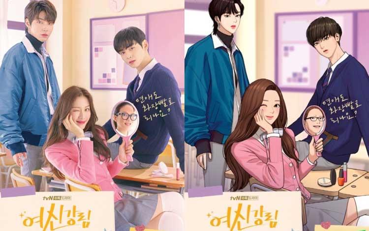 Daftar Pemain Drama Korea True Beauty Terlengkap