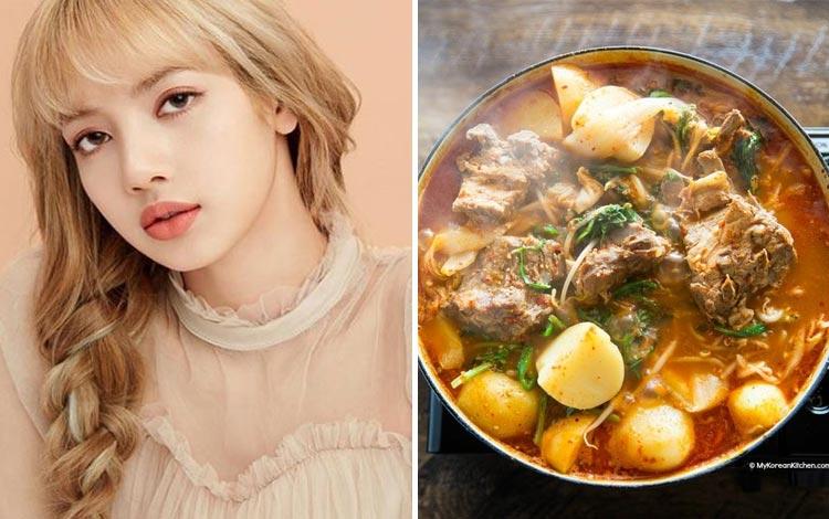 Artis Kpop dan Makanan Favoritnya