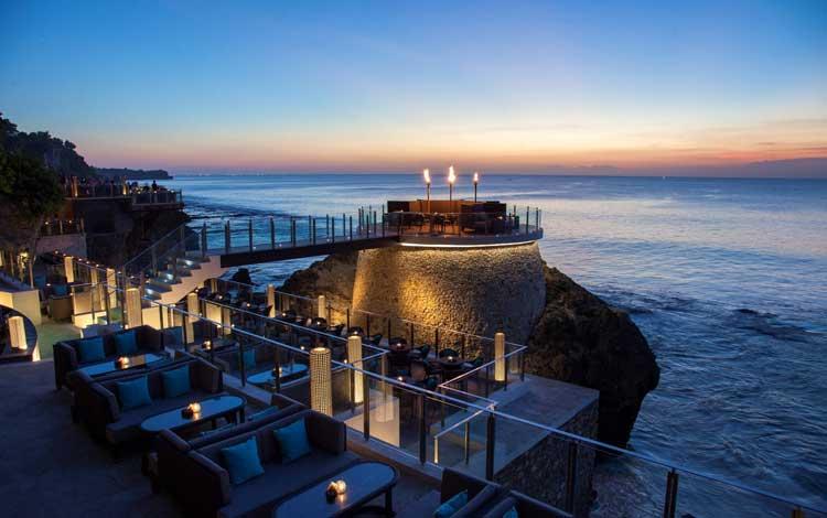 Restoran Di Bali Dengan Pemandangan Alam Terbaik