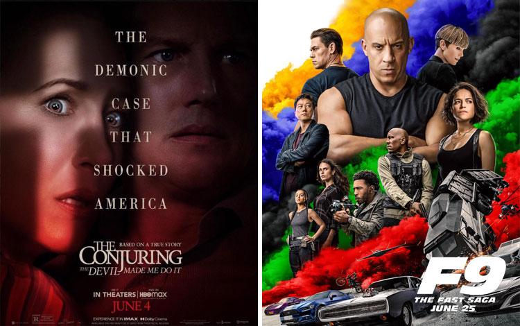 ilm Bioskop dan Streaming Terbaru - Juni 2021