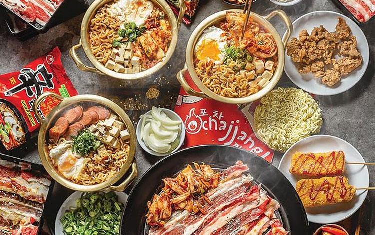 Restoran All You Can Eat di Denpasar - Bali