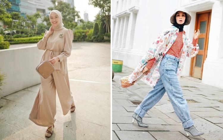 OOTD Hijab Ala Selebgram
