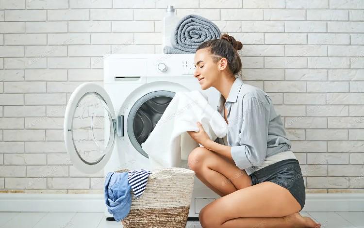 Saat yang tepat mencuci handuk