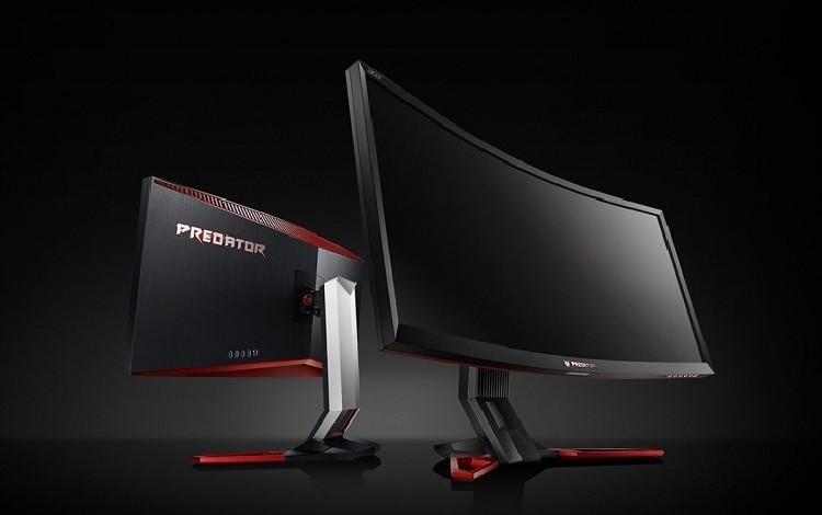 Monitor Gaming Lengkung Terbaik