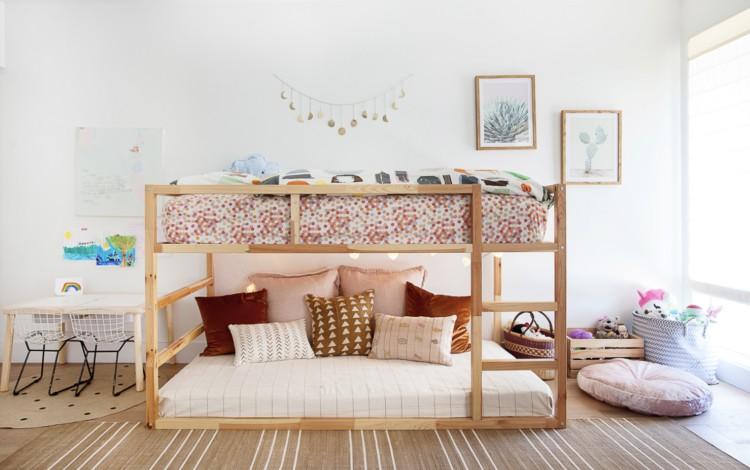 Inspirasi Desain Tempat Tidur Tingkat
