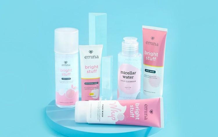 Skincare Glowing Untuk Remaja